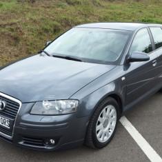 Audi A3 AUTOMATIK, An Fabricatie: 2005, Motorina/Diesel, 226492 km, 1968 cmc