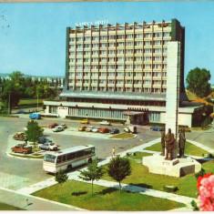 CPI (B8387) CARTE POSTALA - CLUJ-NAPOCA, HOTEL