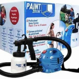 Paint Zoom - Pistol de vopsit si zugravit profesional - Victronic