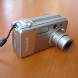 """Camera foto Yakumo MegaImage 67x 6 megapixeli - slot card blitz display 1.5"""", 5 Mpx, Compacta, 3x-5x, CCD"""