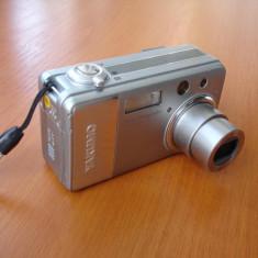 "Camera foto Yakumo MegaImage 67x 6 megapixeli - slot card blitz display 1.5"" - Aparate foto compacte"