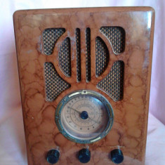 APARAT RADIO VINTAGE MOD-VMR5010 ANTIQUE RADIO