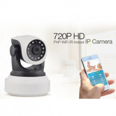 Camera supraveghere IP wireless 720 HD - Camera CCTV