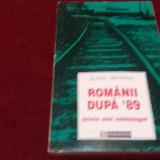 ALINA MUNGIU - ROMANII DUPA '89 - Istorie