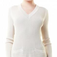 Pulover dama bej - Alegria, Marime: 38, 40, 42, 44