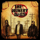 WINERY DOGS (MIKE PORTNOY, BILLY SHEEHAN & RICHIE KOTZEN) - 2013