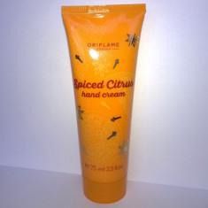 Cremă de mâini Spiced Citrus, Oriflame