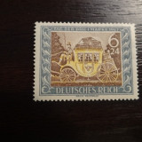 Germania 1943 - POSTALION, ZIUA MARCII, timbru nestampilat cu SARNIERA C58