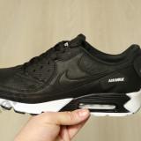 Adidasi Nike Air Max negru - Adidasi dama Nike, Culoare: Din imagine, Marime: 40, 42, 43, 44, Piele sintetica