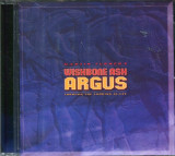 WISHBONE ASH - ARGUS, THROUGH THE LOOKING GLASS, 2008, CD