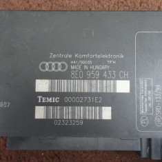 8E0959433CH calculator confort audi Bosch