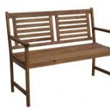 Banca Hecht Woodbench