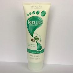 Cremă pentru îngrijirea tălpilor cu efect răcoritor Feet Up Comfort, Oriflame - Crema picioare
