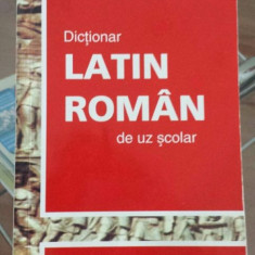 Dictionar latin roman polirom