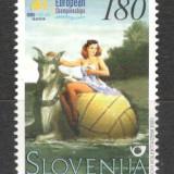 Slovenia.2003 C.E. de polo MS.666 - Timbre straine, Nestampilat