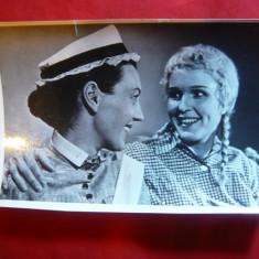 Fotografie din filmul-  Voi fi mama-1958 de Ingmar Bergman ,cu Bibi Andersson