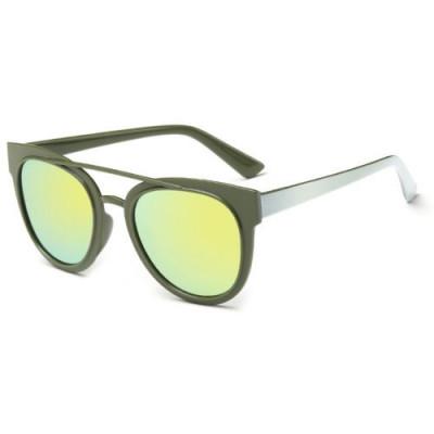 Ochelari Soare Aviator Style - Oglinda, UV400, Protectie UV 100% - Model 4 foto
