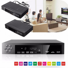 HD TV DVB-T2&S2 Receiver Terestru si Satelit = Firma, garantie =