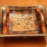 Fructiera portelan autentic China