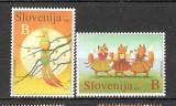 Slovenia.2003 Povesti populare   MS.661, Nestampilat