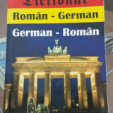 Dictionar roman-german/german-roman