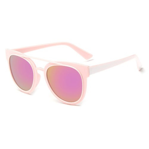 Ochelari Soare Aviator Style - Oglinda, UV400, Protectie UV 100% - Model 2 foto mare