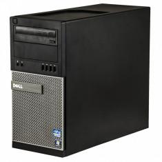 Dell Optiplex 790 Intel Core i3-2120 3.30 GHz 4 GB DDR 3 250 GB HDD DVD-RW Tower Windows 10 Pro - Sisteme desktop fara monitor