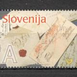 Slovenia.2003 Scrisoare prefilatelica MS.670 - Timbre straine, Nestampilat