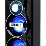 Sistem audio,boxa bluetooth,mp3,radio fm 20w cu telecomanda MS-106BT