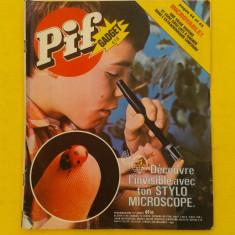 PIF Nr.418 coperti uzate - Reviste benzi desenate