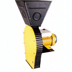 Moara electrica cu ciocanele neagra 3 kw 3000RPM/ 500kg/H max
