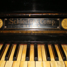 Pianina Altele Schleifer & Comp. Berlin