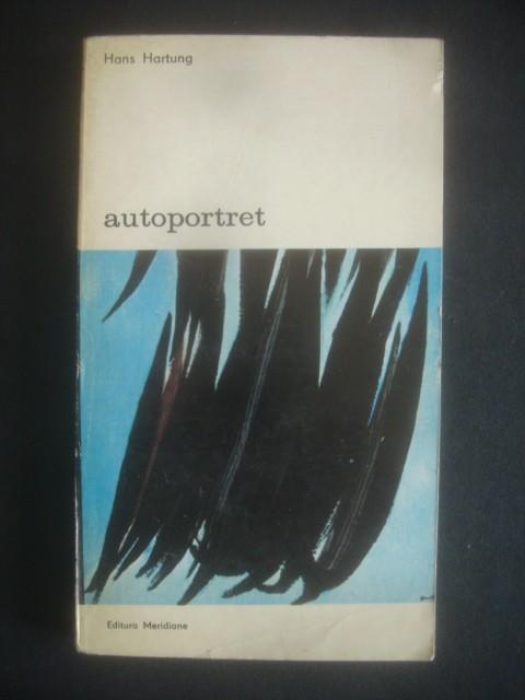 HANS HARTUNG - AUTOPORTRET