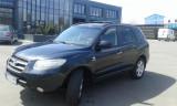 Hyundai Santa Fe , 4×4, biclimatronic, unic proprietar , negru sidefat, Motorina/Diesel, SUV