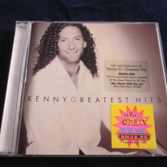 Kenny G. - Greatest Hits _ 2 x cd, best of _ original Arista(Hong Kong) _ smooth - Muzica Jazz
