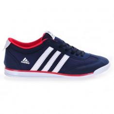 Adidasi Adidas SL 72 albastru - Adidasi barbati, Marime: 40, 41, 42, 43, 44, Culoare: Din imagine, Textil