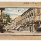 Galati str. Domneasca (circ 1911)