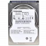 Hdd laptop 640 gb sata 2 / toshiba / 2, 5 inch / Cu sectoare realocate (T18), 500-999 GB, Rotatii: 5400, 8 MB