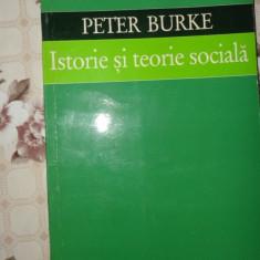 Istorie si teorie sociala an 1999/250pag- Peter Burke - Filosofie