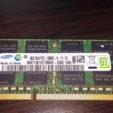 MEMORIE RAM LAPTOP 8GB DDR3 1600MHZ Samsung - Garantia Okazii. Cel mai mic pret!