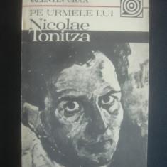 VALENTIN CIUCA - PE URMELE LUI NICOLAE TONITZA