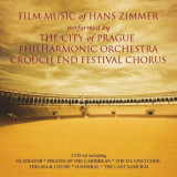 HANS ZIMMER - THE WINGS OF A FILM - LIVE, 2000, DUBLU CD