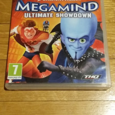 PS3 Dreamworks Megamind Ultimate Showdown - joc original by WADDER - Jocuri PS3 Thq, Actiune, 3+, Multiplayer