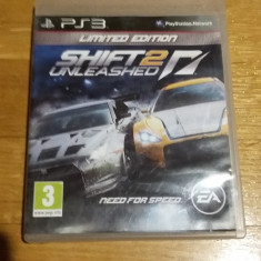 PS3 Need for speed Shift 2 unleashed - joc original by WADDER - Jocuri PS3 Electronic Arts, Curse auto-moto, 3+, Single player