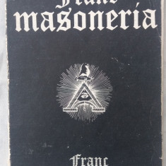 Franc-masoneria vol. I - Carte masonerie