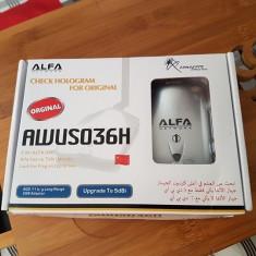 Nou - Antena ALFA AWUS036H wifi 1w 1000mw - 150 MBs antena wireless