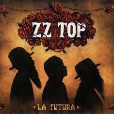 ZZ TOP - LA FUTURA, 2012, CD