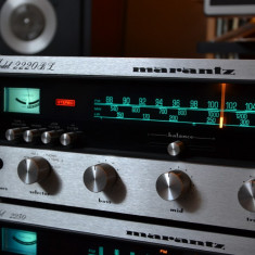 MARANTZ 2220 BL -superb receiver-- - Amplificator audio