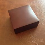 Caseta / cutie / etui pentru moneda / medalie - emblema / stema / blazon !