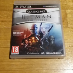 PS3 Hitman Trilogy HD - joc original by WADDER - Jocuri PS3 Square Enix, Actiune, 18+, Single player